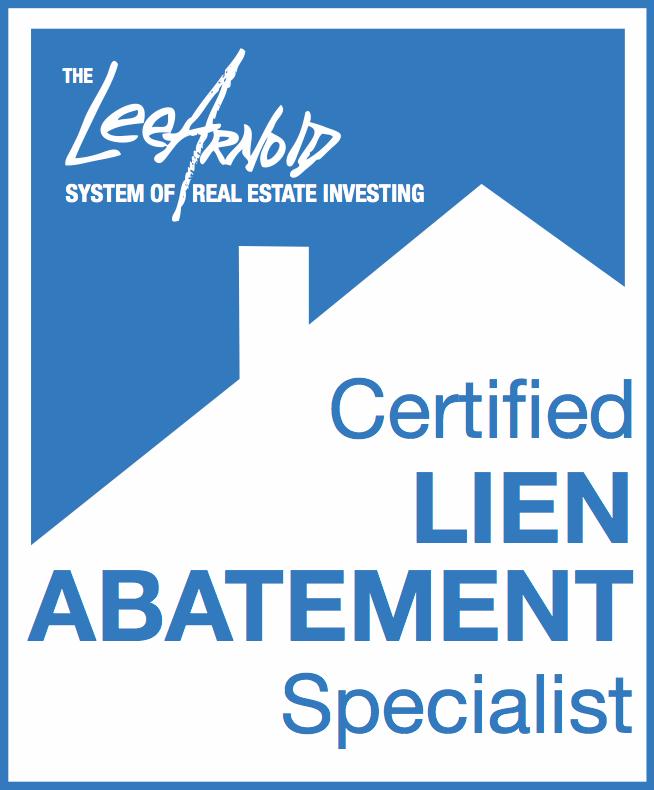 Certified lienabatement Specialist - Cogo Capital