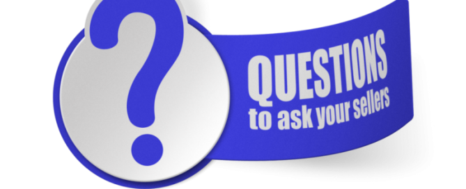 Questions To Ask Your Seller - Cogo Capital