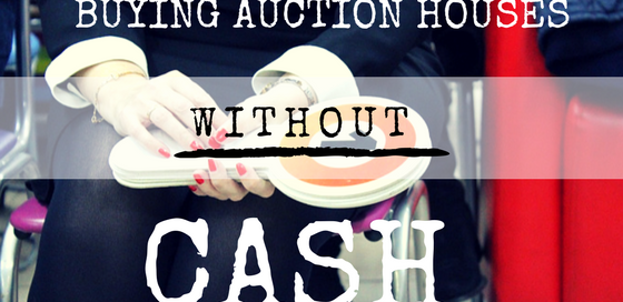 Buying Auction Houses Without Cash - Cogo Capital