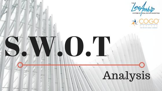 S.W.O.T Analysis - Cogo Capital