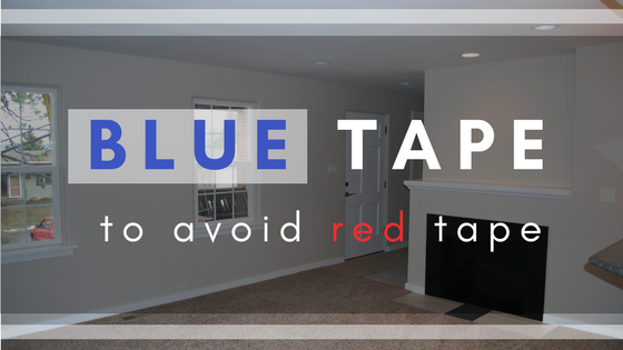 Blue Tape To Avoid Red Tape - Cogo Capital