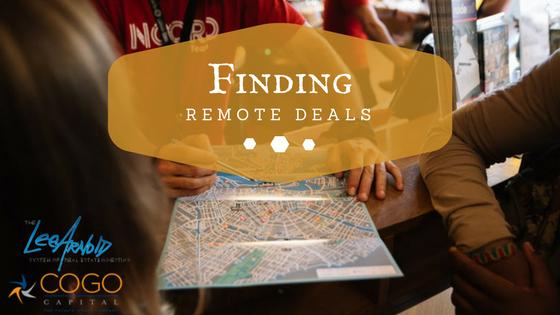 Finding Remote Deals - Cogo Capital
