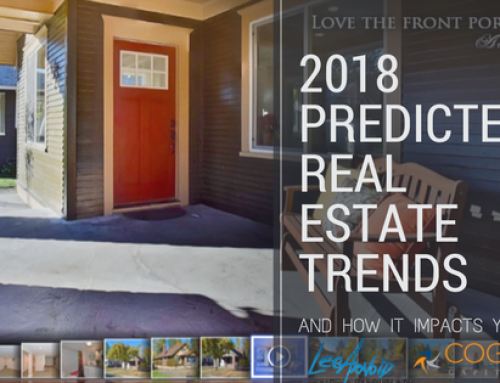 2018 Predicted Real Estate Trends