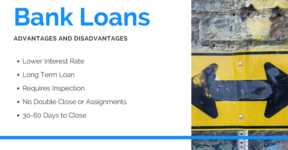 Bank Loans Advantages and Disadvantages - Cogo capital