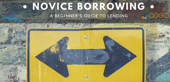 Novice Borrowing - Cogo Capital