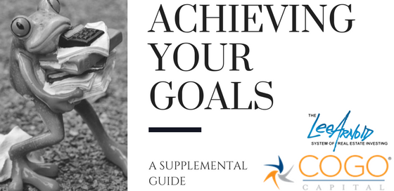 Achieving Your Goals - Cogo Capital