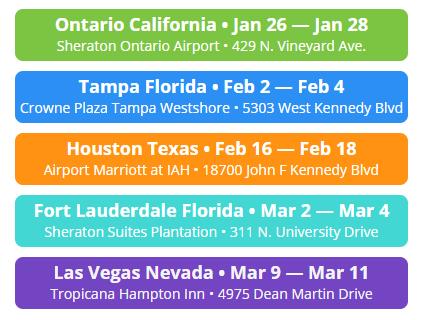 Funding Tour January- March - Cogo Capital
