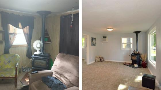 Nathan Brown's House Flip Inside 1 - Cogo Capital