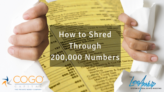 How to Shred Through 200000 Leads - Cogo Capital
