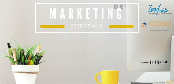 Marketing Essentials - Cogo Capital
