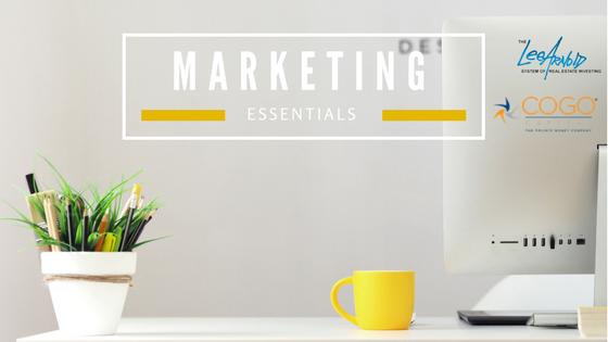 Marketing Essentials - Cogo Capital
