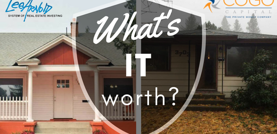 Whats It Worth - Cogo capital