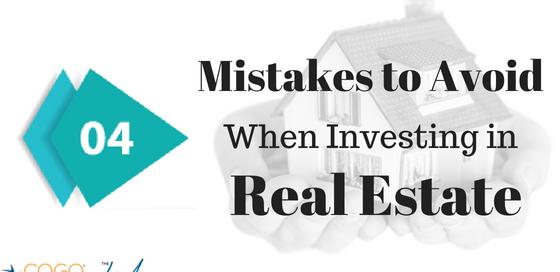 Mistakes to Avoid - Cogo Capital
