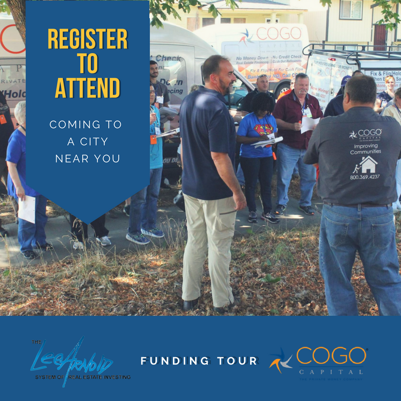 Register To Attend - Cogo Capital