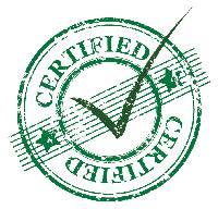 Certified Icon - Cogo Capital