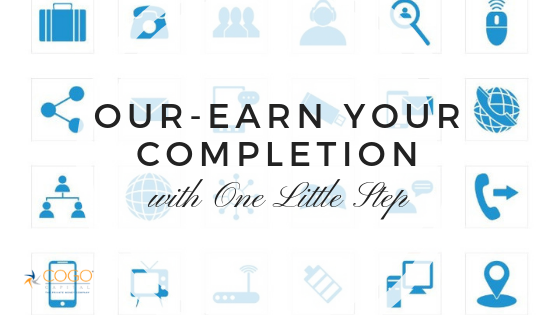 Out-earn your competition- Cogo capital