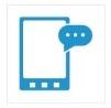 text message icon - Cogo Capital