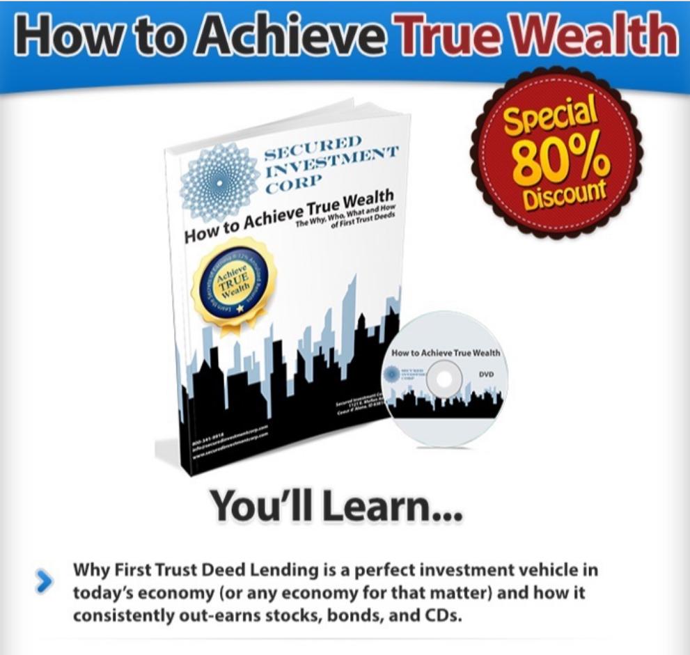 How To Achieve True Weath - cogo Capital