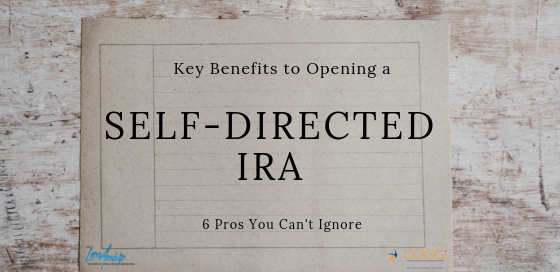Self directed IRA - Cogo Capital