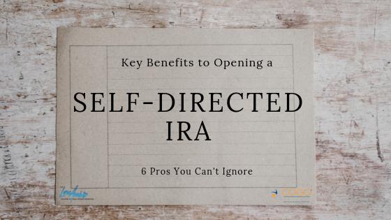 Self directed IRA - Cogo Capital