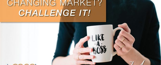 Changing Market Challenge It - Cogo Capital