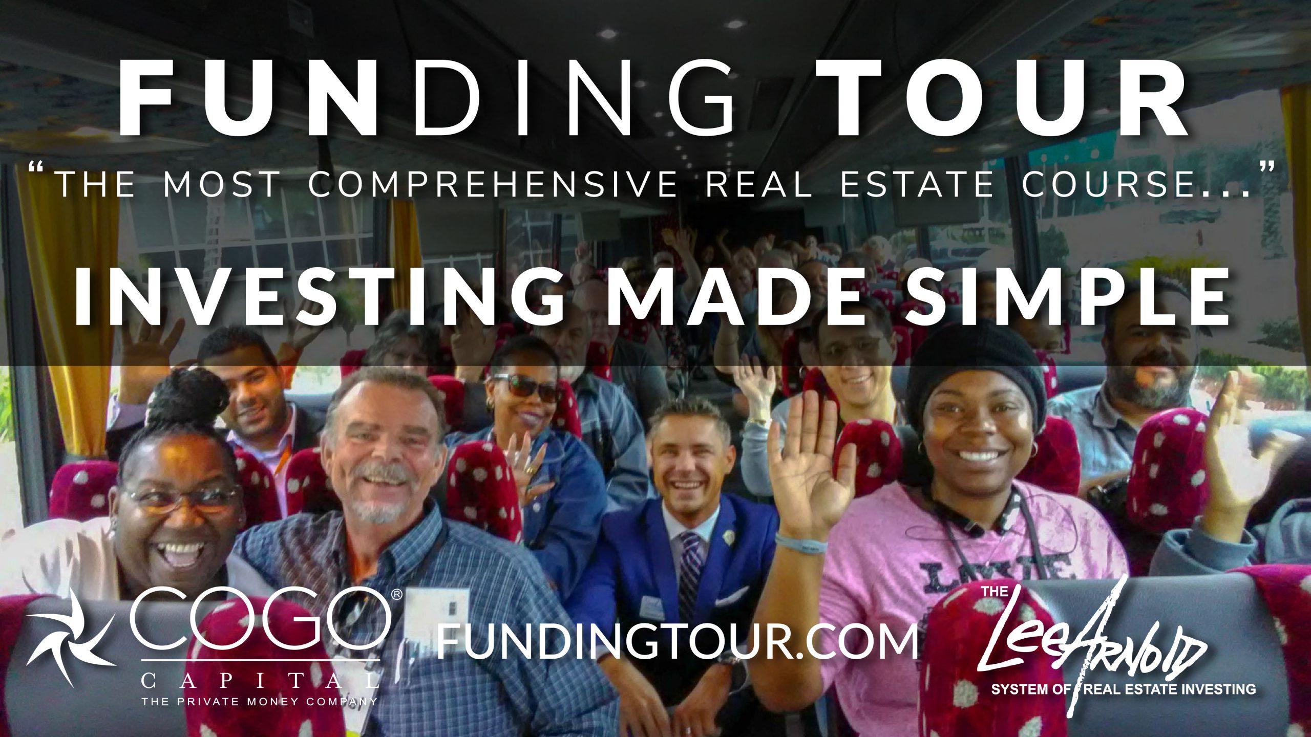 Funding Tour - Cogo Capital