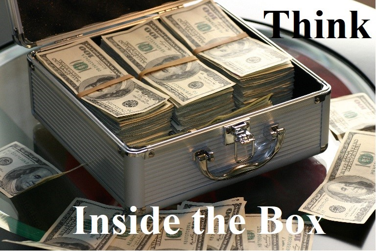 Think inside the box - Cogo Capital