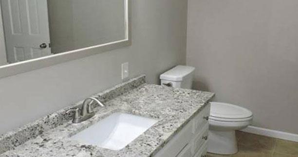 After - Bathroom - Fix & Flip - Niagra Falls, NY