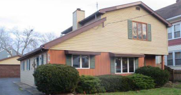Before - Front - Fix & Flip - Niagra Falls, NY