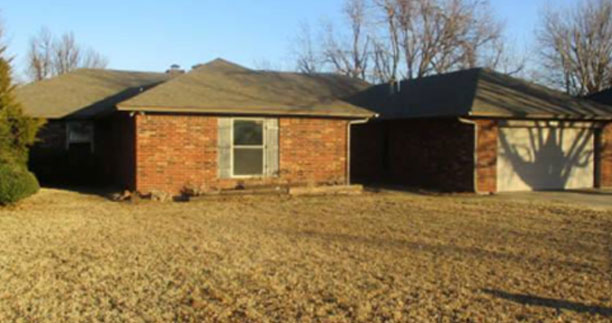 After - Front - Fix & Flip - Yukon, OK