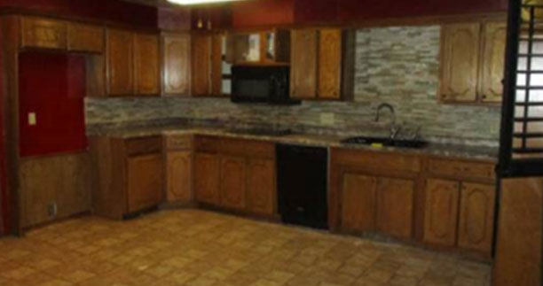 After - Kitchen - Fix & Flip - Yukon, OK