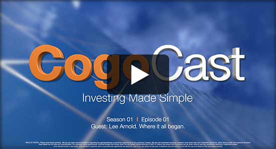 S1E1 - Where it all began with Lee Arnold - CogoCast