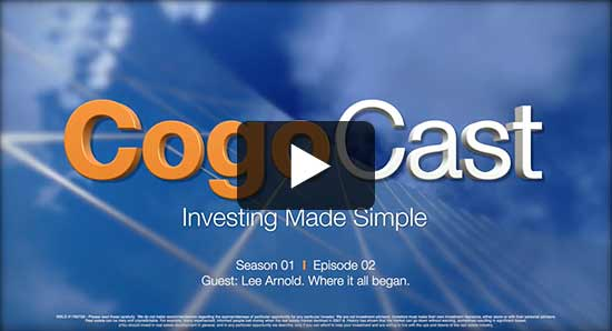 S1E2 - Where it all began with Lee Arnold - CogoCast
