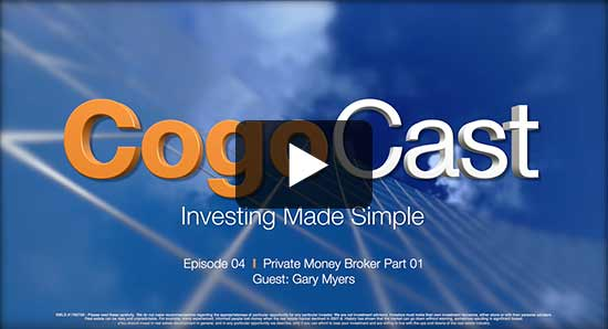 S1E4 - Multiple streams of real estate investment income - CogoCast