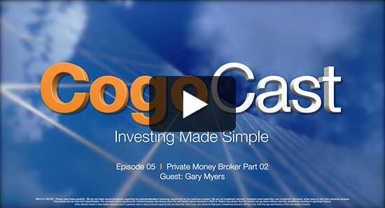 S1E5 - Multiple streams of real estate investment income - CogoCast