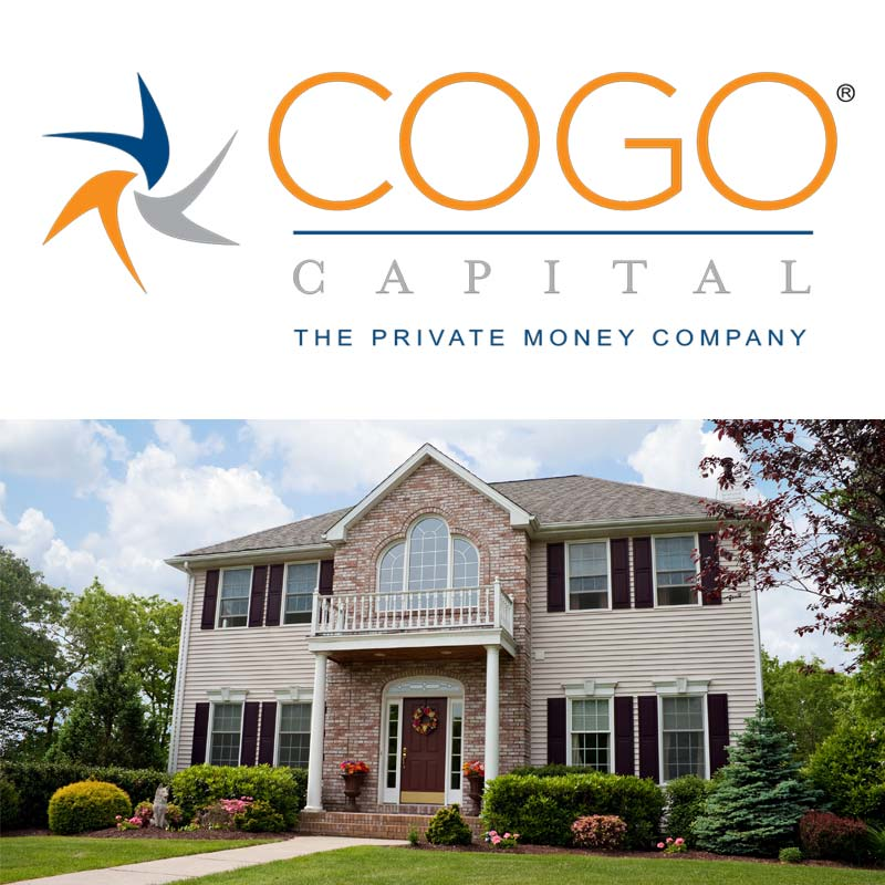 Hard money lender for flip property - Cogo Capital