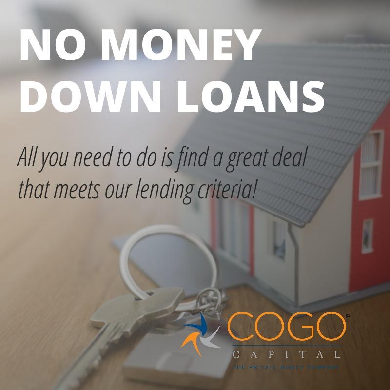 Real Estate Deal - Cogo Capital