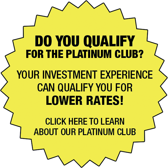 COGO Platinum Club Button