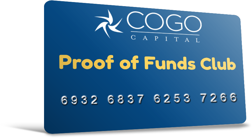 COGO Proof of Funds Club