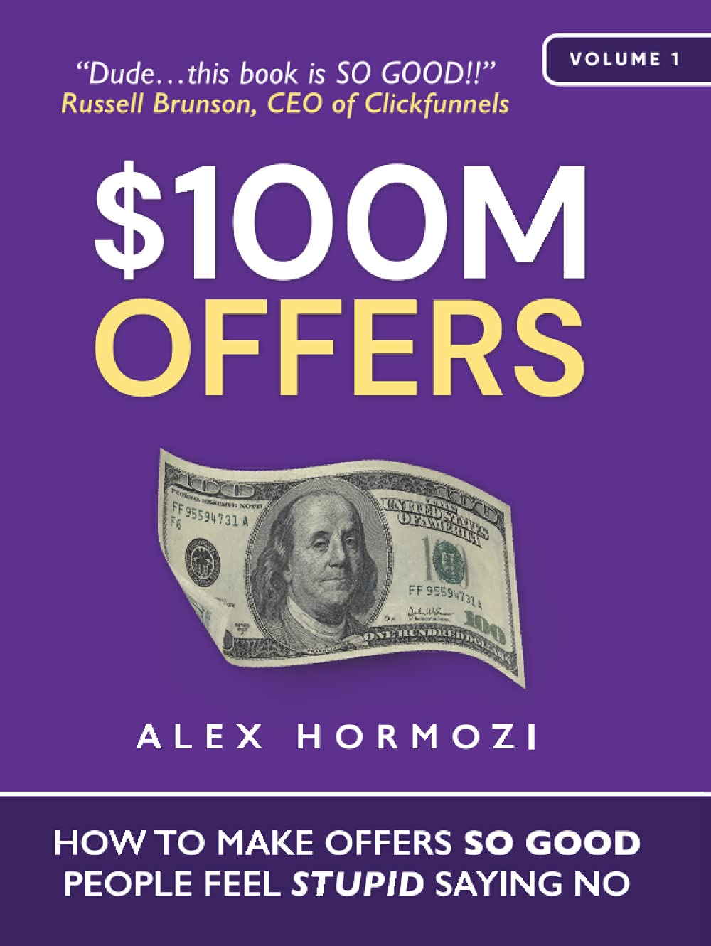 100M Offers by Alex Hormozi